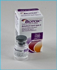 Botox injection for anal fisure